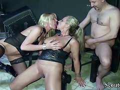 Yoke German Dominas In Femdom Have Sex With Her Accompanying In Dom - (PORN MOVIES)